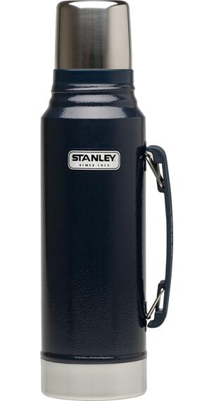 Stanley Classic Vacuum Bottle 1L Hammertone Navy